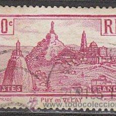 Sellos: FRANCIA IVERT Nº 290 (AÑO 1933), LE PUY EN VELAY, USADO. Lote 20922350