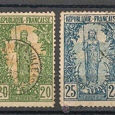 Sellos: COLONIA FRANCESA DEL CONGO.. Lote 20981337