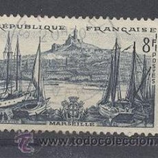 Sellos: FRANCIA, 1955, Y&T Nº 1037. Lote 21475052