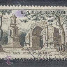 Sellos: FRANCIA, 1957, Y&T Nº 1130. Lote 21475620