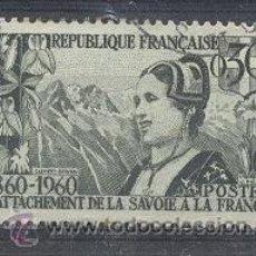 Sellos: FRANCIA, 1960, Y&T Nº 1246. Lote 21476618