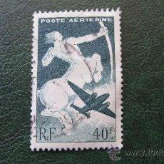 Sellos: 1946 FRANCIA, CORREO AEREO, YVERT 16. Lote 30757133