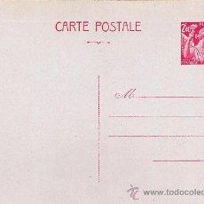 Sellos: FRANCIA, ENTERO POSTAL 1944 TIPO IRIS. Lote 31326951