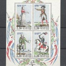 Sellos: FRANCIA 1989, YVERT Nº HB 10**, FHILAXFRANCE 89.. Lote 32109333