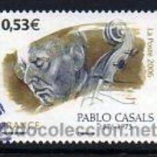 Sellos: FRANCIA.- SELLO DEL AÑO 2006, EN USADO (FRAN-132). Lote 32599558