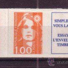 Sellos: FRANCIA 3009B** - AÑO 1996 - MARIANNE DEL BICENTENARIO. Lote 32616532
