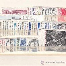 Sellos: FRANCIA 2252/98, PO178/81, S75/8, T109/12 SIN CHARNELA, AÑO 1983 VALOR CAT 79,65 € +. Lote 32723910