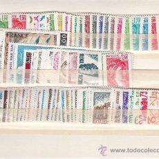 Sellos: FRANCIA 1962/2027, A51, PO150/7, S56/9 SIN CHARNELA, AÑO 1978 VALOR CAT 80.05 € +. Lote 32724086