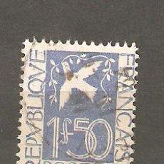 Sellos: LOTE A2 SELLO FRANCIA USADO-AÑO 1934-LA PAZ-IVERT Nº 294-VALOR CATALOGO 24 EUROS. Lote 289268503