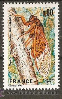 FRANCIA YVERT NUM. 1946 ** SERIE COMPLETA SIN FIJASELLOS (Sellos - Extranjero - Europa - Francia)