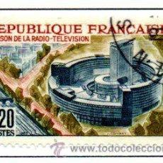 Sellos: FRANCIA.- CATÁLOGO YVERT Nº 1402, SERIE COMPLETA EN USADO. Lote 37451258