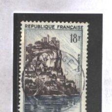 Sellos: FRANCIA 1957 - YVERT NRO. 1127 - USADO. Lote 39472799