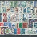 Sellos: FRANCIA LOTE DEL PERIODO 1937/1968, USADOS, CAT. 105,35. Lote 39350085