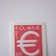 Sellos: SERIE SELLOS FRANCIA BASICO 1999. Lote 40458242