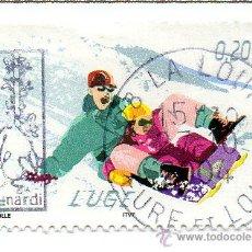 Timbres: FRANCIA.- SELLO DEL AÑO 2004, EN USADO. Lote 41003391