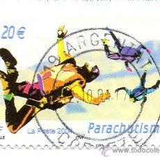 Timbres: FRANCIA.- SELLO DEL AÑO 2004, EN USADO. Lote 41003402