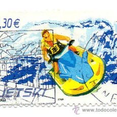 Timbres: FRANCIA.- SELLO DEL AÑO 2004, EN USADO. Lote 41003424