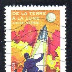 Timbres: FRANCIA.- SELLO DEL AÑO 2005, EN USADO. Lote 41012972