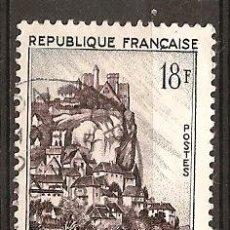 Sellos: YT 1127 FRANCIA 1957 . Lote 123031591