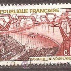 Sellos: YT 1583 FRANCIA 1969. Lote 42525783