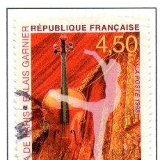 Timbres: FRANCIA.- SELLO YVERT Nº 3181 EN USADO. Lote 43236335