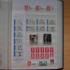Sellos: FRANCIA, SELLOS AÑO 1991.. Lote 43849560