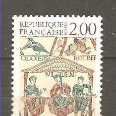 Sellos: YT 2492 FRANCIA 1987. Lote 122094000