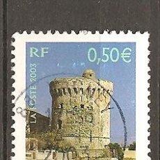 Sellos: YT 3598 FRANCIA 2003. Lote 207339886