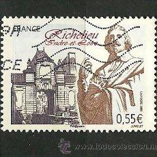 Sellos: YT 4258 FRANCIA 2008. Lote 122090947