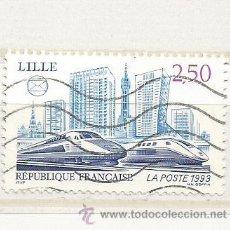 Selos: 1993 FRANCIA. ILLE: CONGRESO DE LA FEDERACIÓN FRANCESA DE FILATELIA. Lote 210604306