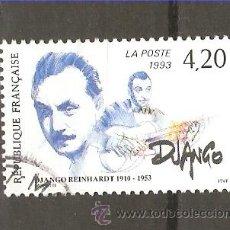 Sellos: YT 2810 FRANCIA 1993. Lote 122092020