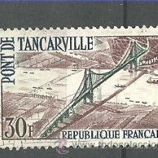 Sellos: YT 1215 FRANCIA 1959. Lote 156551817