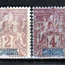 Sellos: NUEVA CALEDONIA 1892. (W56) *,MH. Lote 49620123