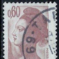 Sellos: FRANCIA 1982- YV 2239. Lote 50072386