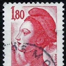 Sellos: FRANCIA 1982- YV 2220. Lote 50072412