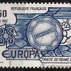 Sellos: FRANCIA 1982- YV 2207. Lote 50072444