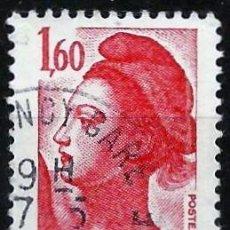 Sellos: FRANCIA 1982- YV 2187. Lote 50072517