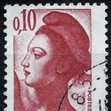 Sellos: FRANCIA 1982- YV 2179. Lote 50072555