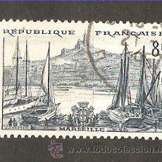 Sellos: YT 1037 FRANCIA 1955. Lote 52033778