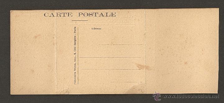 Sellos: FRANCIA. CARTA POSTAL. PARÍS.LE PANTHÉON. LIP Nº 46 - Foto 2 - 53580726