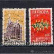 Sellos: EUROPA. SELLOS DE FRANCIA DEL AÑO 1972. Lote 53958798