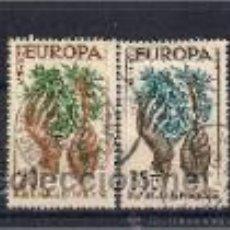 Sellos: EUROPA.SELLOS DE FRANCIA DEL AÑO 1957. Lote 53959745