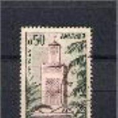 Sellos: MEZQUITA MUSULMANA. FRANCIA. AÑO 1960. Lote 53961563