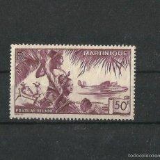 Sellos: MARTINICA 1947 CORREO AEREO. Lote 56565210