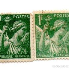 Sellos: FRANCIA-1938/42-N.388. Lote 56619606