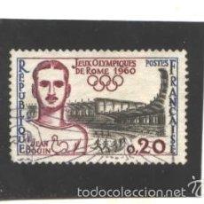 Sellos: FRANCIA 1960 - YVERT NRO. 1265 - USADO. Lote 56855454