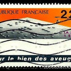 Sellos: FRANCIA 1989- YV 2562. Lote 57076495