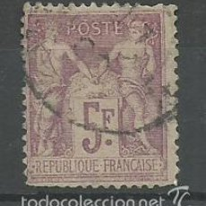 Sellos: SELLO DE FRANCIA BONITO Nº 95. Lote 57110909