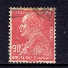 Sellos: FRANCIA 243 - AÑO 1927 - CENTENARIO DEL NACIMIENTO DE MARCELIN BERTHELOT. Lote 177756018