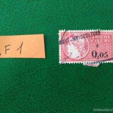 Sellos: TIMBRE FISCAL FRANCIA REPUBLICA FRANCESA POSTE AERIENNE. Lote 58697410